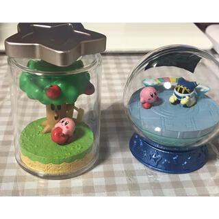 ニンテンドウ(任天堂)のリーメント 星のカービィ テラリウムコレクション 2点セット(アニメ/ゲーム)