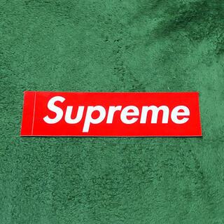 シュプリーム(Supreme)のsupreme シュプリーム sticker ステッカー box logo(その他)