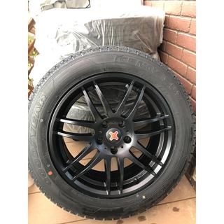 グッドイヤー(Goodyear)のレネゲード スタッドレスタイヤ  ホイール4本セット(タイヤ・ホイールセット)
