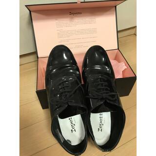 レペット(repetto)のレペット zizi エナメルシューズ 39(ローファー/革靴)