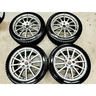 スバル(スバル)のスバル WRX STI ts 300台 限定車 純正 ホイール スタッドレス(タイヤ・ホイールセット)
