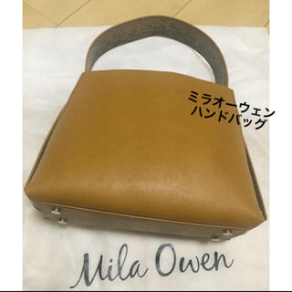 Mila Owen - ミラオーウェン ハンドバッグ