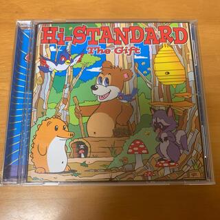 ハイスタンダード(HIGH!STANDARD)のHi-STANDARD THR GIFT(ポップス/ロック(邦楽))