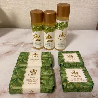マリエオーガニクス(Malie Organics)のマリエオーガニックス シャンプー&ソープ(ボディソープ/石鹸)