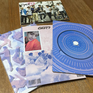 GOT7 / GOT LOVE、FLIGHT LOG DEPARTURE(K-POP/アジア)