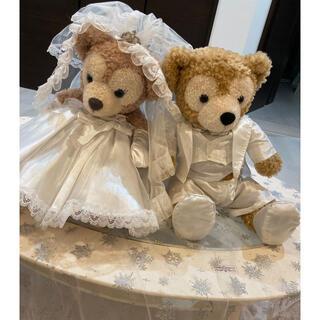 ダッフィー(ダッフィー)のダッフィー コスチューム 結婚式(ウェルカムボード)
