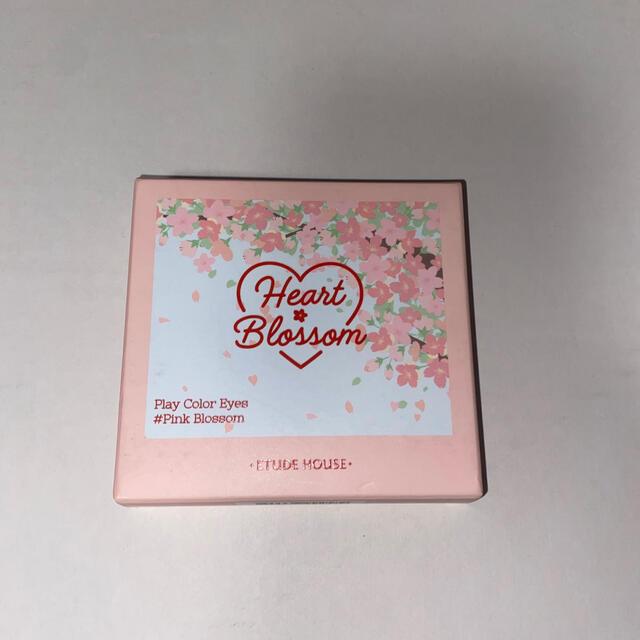 ETUDE HOUSE(エチュードハウス)のエチュードハウス ハートプレイカラーアイズ ピンクブロッサム コスメ/美容のベースメイク/化粧品(アイシャドウ)の商品写真