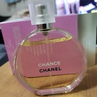 シャネル(CHANEL)のCHANEL チャンス 香水(香水(女性用))
