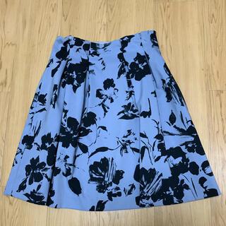 トランテアンソンドゥモード(31 Sons de mode)の31sons de mode膝丈スカート(ひざ丈スカート)