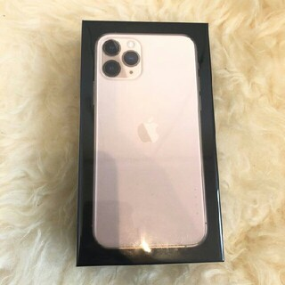 iPhone - iPhone 11 Pro ゴールド 256 GB  SIMフリー