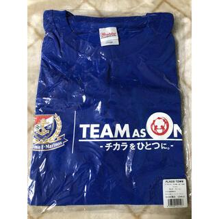 横浜F・マリノス TEAM AS ONE Tシャツ Lサイズ