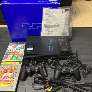 PlayStation2 - PlayStation2 ソフト2本つき