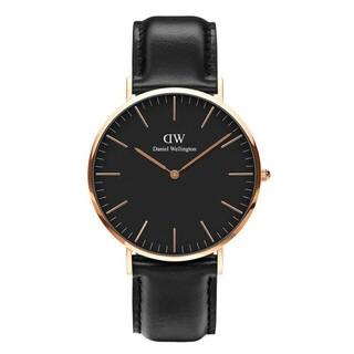 再入荷【40㎜】ダニエル ウェリントン腕時計DW00100127 〈3年保証付〉