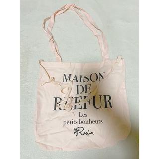 メゾンドリーファー(Maison de Reefur)のメゾンドリーファー エコバッグ(エコバッグ)