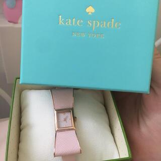 ケイトスペードニューヨーク(kate spade new york)のケイトスペード リボン型腕時計(腕時計)