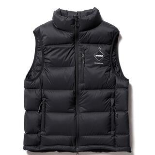F.C.R.B. - 20AW FCRB down vest