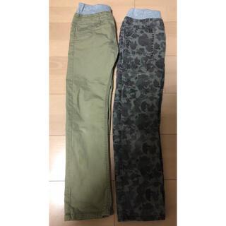 エムピーエス(MPS)のMPS 長ズボン 130cm  2枚(パンツ/スパッツ)