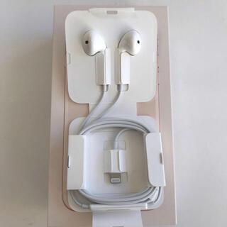 Apple - イヤホン Apple