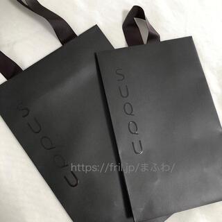 新品 SUQQU ラッピング セット ギフトバッグ ショッパー