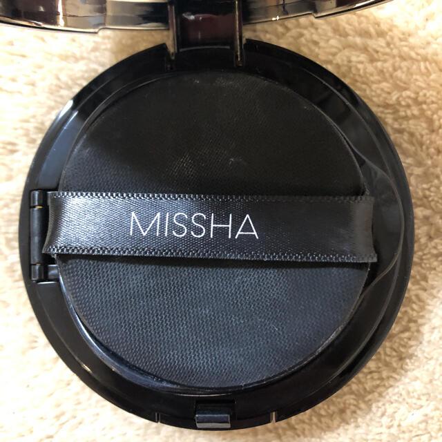 MISSHA(ミシャ)の専用 コスメ/美容のベースメイク/化粧品(ファンデーション)の商品写真