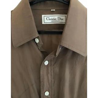 Christian Dior - Christian Dior シルクシャツ