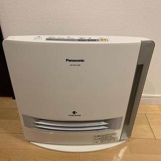 パナソニック(Panasonic)の加湿機能付きセラミックファンヒーター DS-FKX1200(ファンヒーター)
