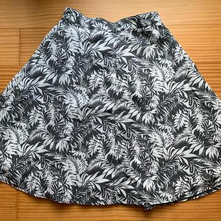 ヴィス(ViS)のAライン スカート(ひざ丈スカート)