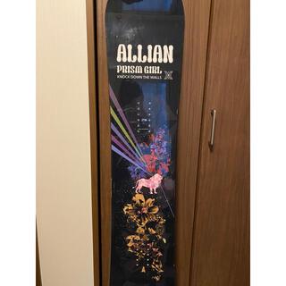 アライアン(ALLIAN)のallian prism girl(ボード)