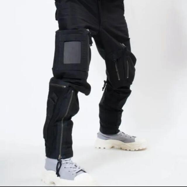 BEAMS(ビームス)のC.E cavempt yossarian pants メンズのパンツ(ワークパンツ/カーゴパンツ)の商品写真