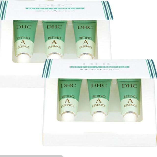 DHC(ディーエイチシー)の新品★DHC レチノAエッセンス 6本セット コスメ/美容のスキンケア/基礎化粧品(美容液)の商品写真