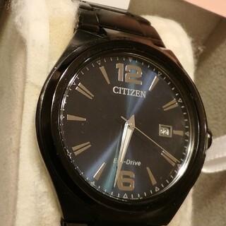 CITIZEN - シチズン腕時計 100周年記念 エコドライブ  英語取説 箱あり