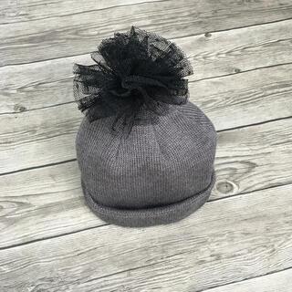 ベベ(BeBe)のBeBe  べべ  ニット帽  (帽子)