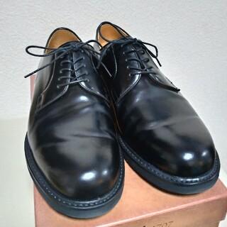 Alden - 極美品 Berwick バーウィック 27.5 9E 外羽根 プレーントゥ 革靴