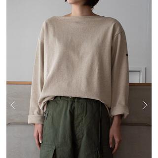 ヤエカ(YAECA)のOUTIL バスクシャツ TRICOT GROIX(カットソー(長袖/七分))