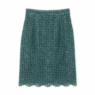PROPORTION BODY DRESSING - プロポーションボディドレッシング  グリーンタイトスカート