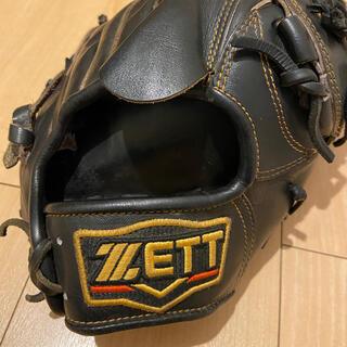 ゼット(ZETT)のZETT ゼット プロステイタス PROSTATES 軟式 投手(グローブ)