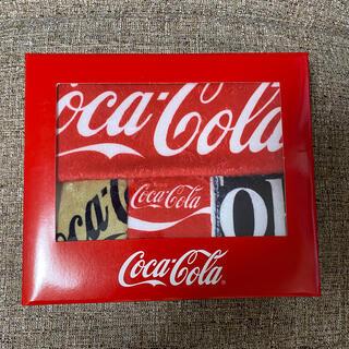 コカコーラ(コカ・コーラ)のタオルセット コカコーラ(タオル/バス用品)