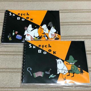 マルマン(Maruman)のムーミン スケッチブック(2種)(スケッチブック/用紙)