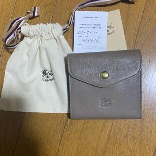 イルビゾンテ(IL BISONTE)のイルビゾンテ 二つ折り財布(財布)