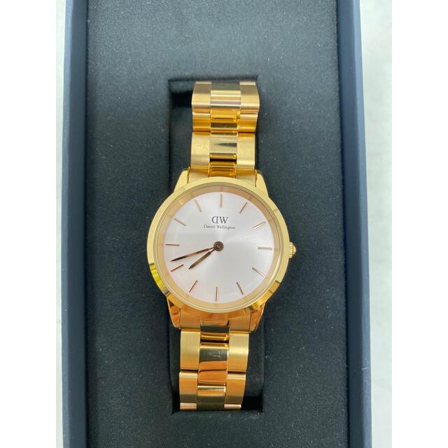 Daniel Wellington(ダニエルウェリントン)の限定品‼️ダニエルウェリントン danielwellington 腕時計  レディースのファッション小物(腕時計)の商品写真