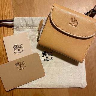 イルビゾンテ(IL BISONTE)の折り財布(財布)