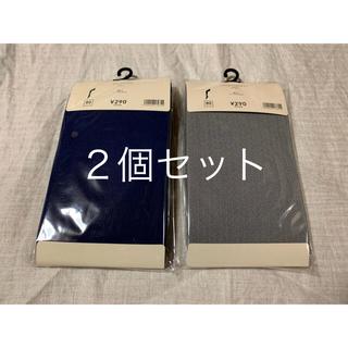 GU - GU ジーユー タイツ カラータイツ 2個セット