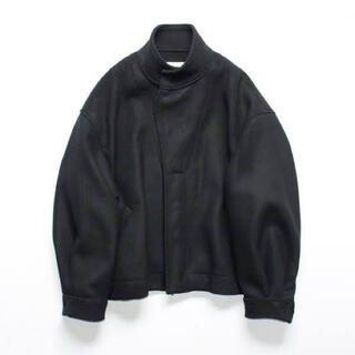 ワンエルディーケーセレクト(1LDK SELECT)のstein 19aw OverSleeve Boa Melton Jacket (ブルゾン)