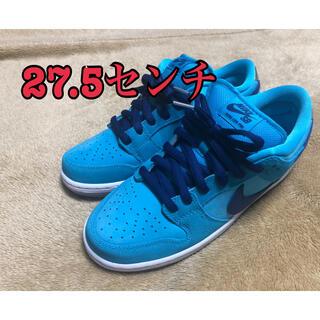 ナイキ(NIKE)のNIKE SB DUNK LOW PRO BLUEFURY  27.5(スニーカー)