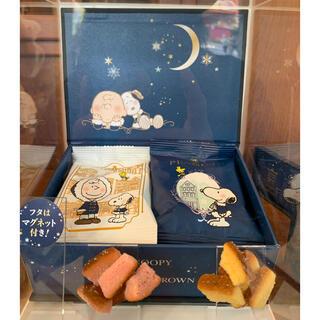 ピーナッツ(PEANUTS)のUSJ クリスマス限定 ミニラスクアソート スヌーピー(菓子/デザート)