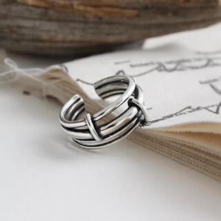 トゥデイフル(TODAYFUL)のビンテージリング シルバーリング 指輪 新品(リング(指輪))