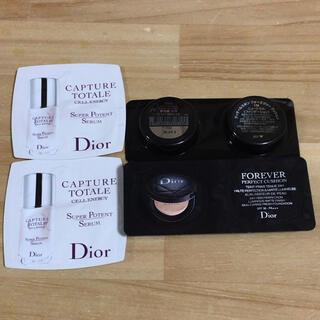 Christian Dior - ディオールスキン フォーエヴァークッション 試供品