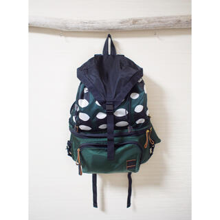 Marni - 【MARNI×PORTER】2way Ruck Backpack