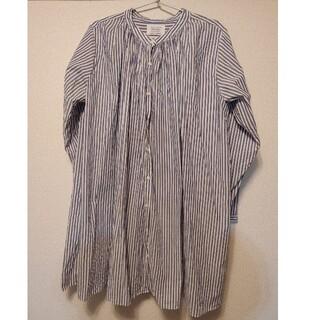 フェリシモ(FELISSIMO)のAラインシャツ/フェリシモ(シャツ/ブラウス(長袖/七分))
