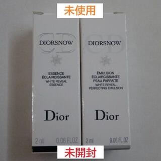 Christian Dior - 【Dior】スノーホワイトニング 美容液&乳液【新品】